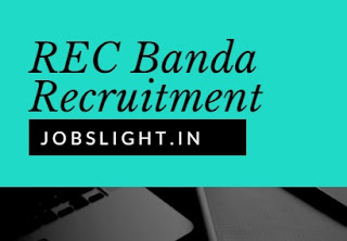REC Banda Recruitment