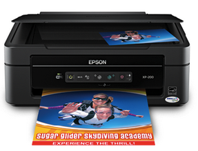download Epson XP-200 driver full setup for pc , mac, linux free latest version