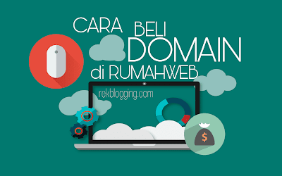 order dan pesan domain promo