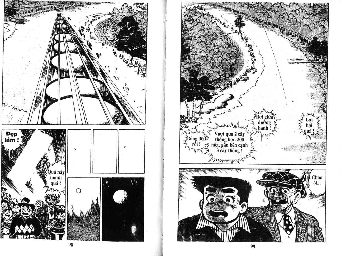 Ashita Tenki ni Naare chapter 52 trang 48