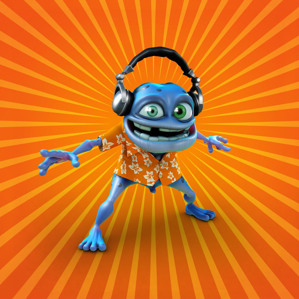Crazy Frog Wallpaper