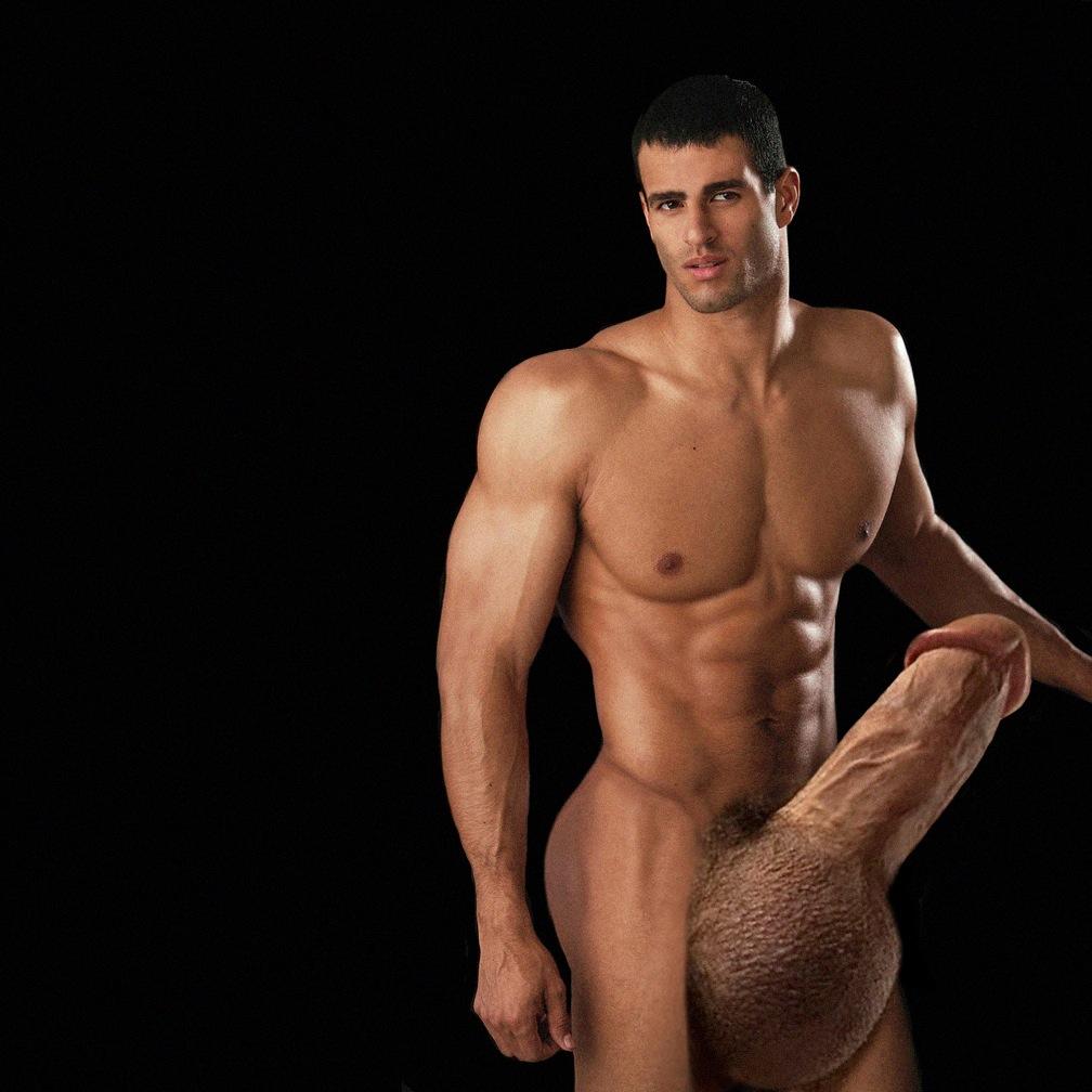 Amateur gay slave handjob