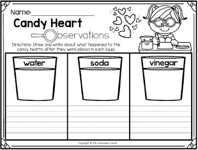 Smiling and Shining in Second Grade: Valentine's Day Ideas