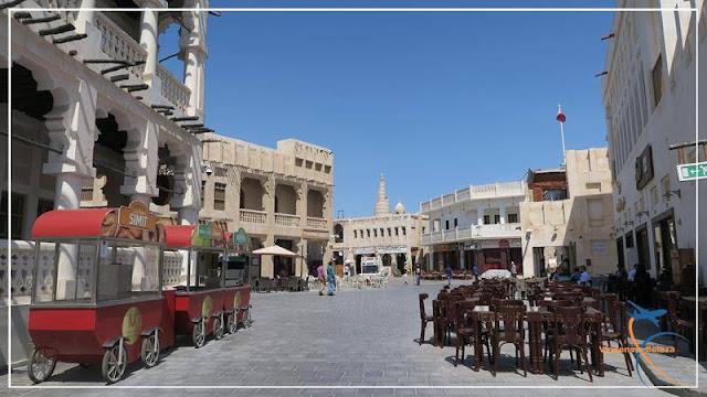 Souk Waquif em Doha