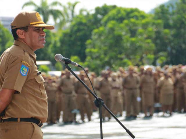 Hery Dosinaen Pastikan Agenda Pemangkasan SKPD Provinsi Papua Tetap Jalan