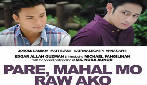 Pare, mahal mo raw ako (2016)