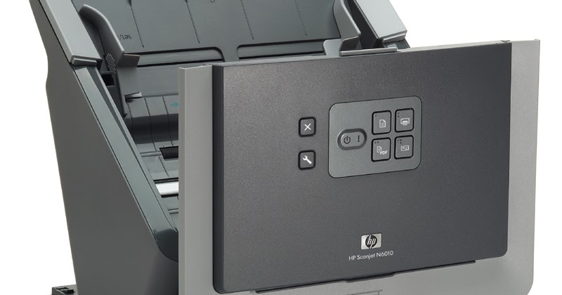 hp scanjet n6010 user manual