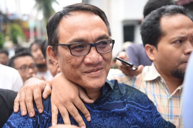 PSI Tak Lolos DPR Versi QC Sementara, Andi Arief: Terima Kasih, Jangan Bubar!