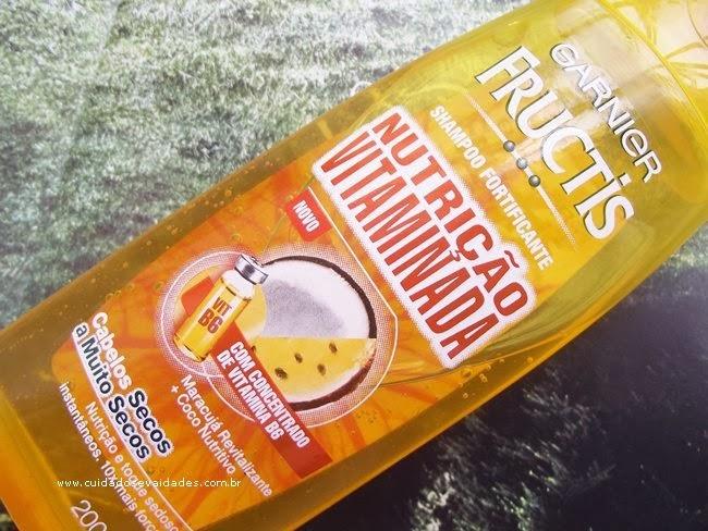 Fructis Nutrição Vitaminada