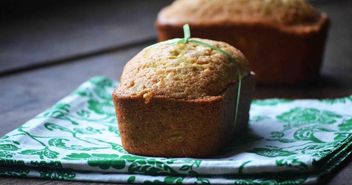 Cream Cheese Pound Cake Recipe Joy Of Baking: Zucchini Cream Cheese Pound Cake