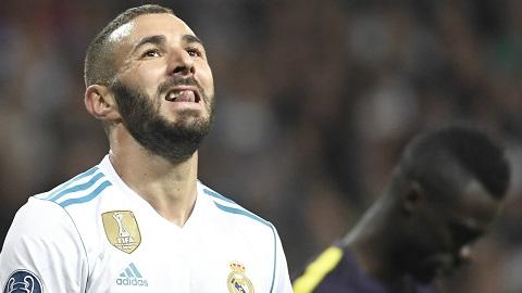 Benzema khao khát cơ hội thi đấu ở World Cup 2018