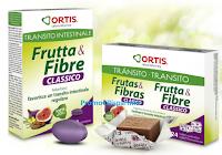 Logo Frutta&Fibre Classico di Ortis: richiedi il campione omaggio