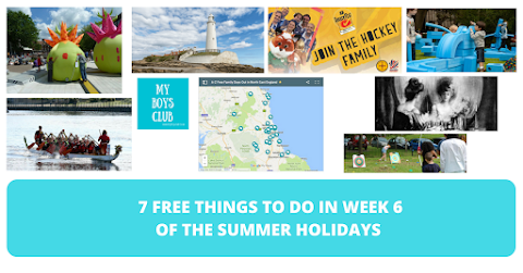 7 FREE Things To Do in the last week of the School Holidays