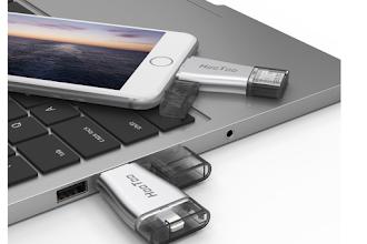Chiavetta per trasferire dati da iPad/iPhone a Mac/PC, ULTRA-SCONTATA per poche ore!