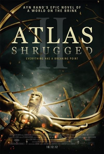 La Rebelión de Atlas Parte 2 DVDRip Latino