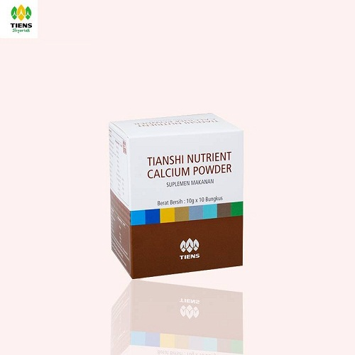 Nutrient Calcium Powder Tiens