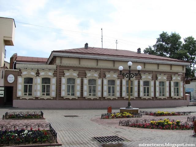 Что посмотреть в Улан-Удэ - Музей города Улан-Удэ