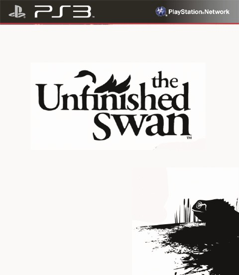 The unfinished swan gets a playstation 4 and ps vita trailer, out now.