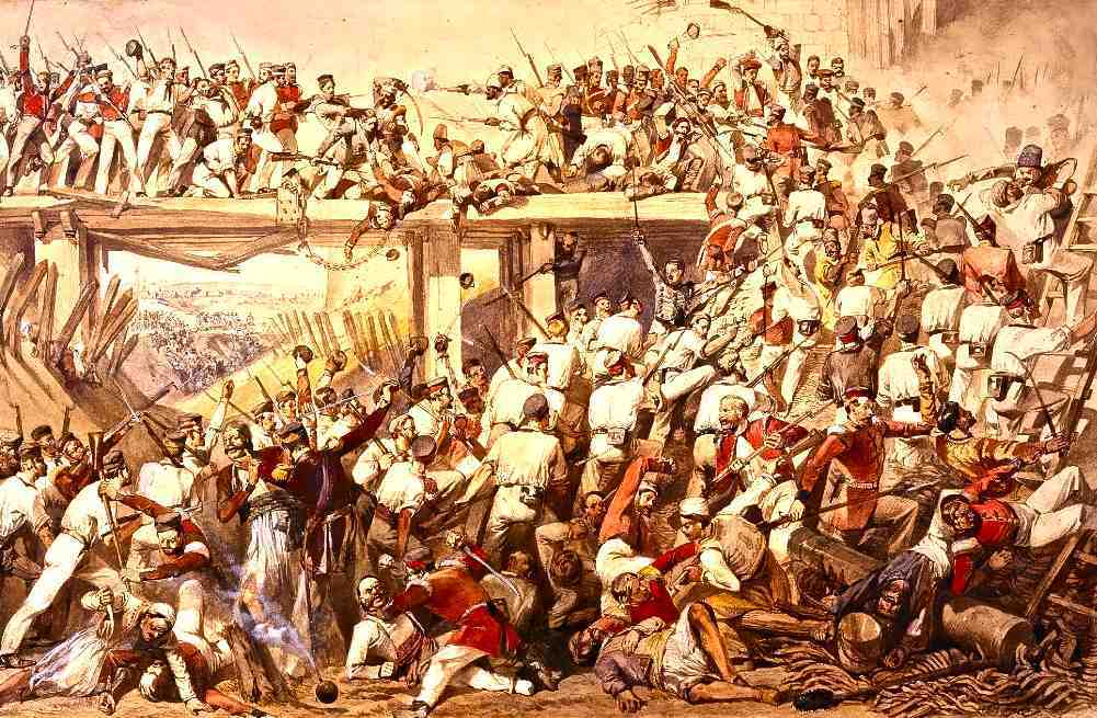 The sepoy rebellion a turning point