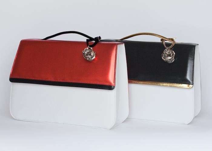Rosalie maxi bag - Vincent Billeci FW 2014