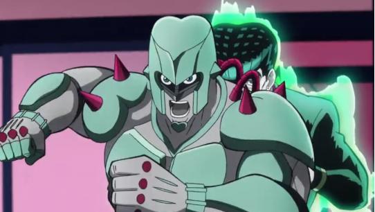 Download Anime JoJo no Kimyou na Bouken: Diamond wa Kudakenai Episode 25 Subtitle Indonesia