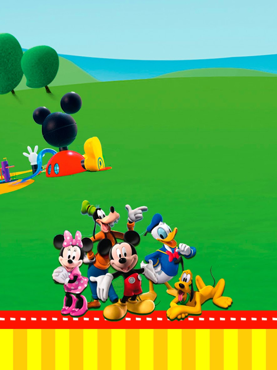 Mickey Mouse Clubhouse Invites was beautiful invitations example