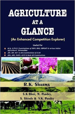 Download Free Agriculture at a Glance: Enchanced Competition Explorer by R. K. Sharma Book PDF
