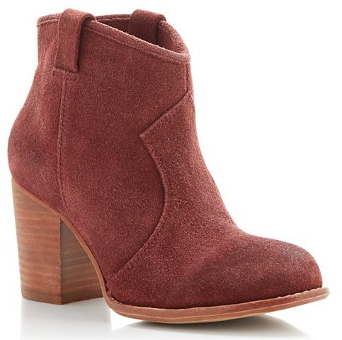 Splendid Lakota Bootie Cranberry