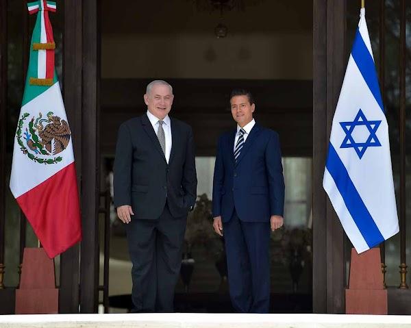 "Morena pide declarar ""persona non grata"" al primer ministro de Israel"