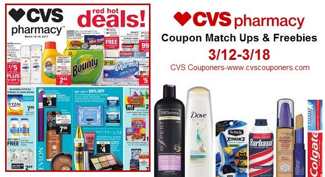 c8a1805d9ec CVS Couponers: CVS Coupon Matchups & Freebies (3/12-3/18)