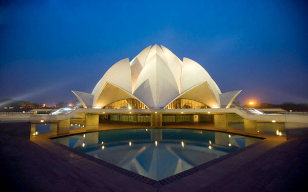 Bahai House of Worship, New Delhi