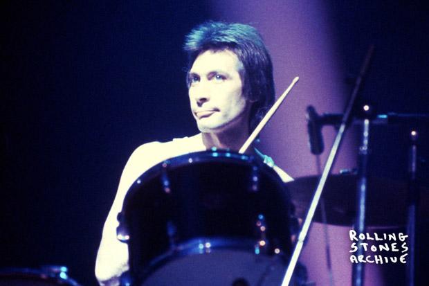 Photos of The Rolling Stones European Tour 1973 ~ vintage