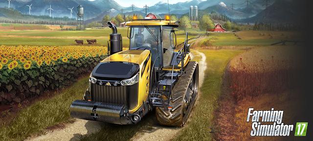 تحميل لعبة الجرار الزراعي Farming Simulator للكمبيوتر والموبايل الاندرويد برابط مباشر ميديا فاير مجانا