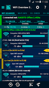 WiFi Overview 360 Pro v4.51.08 [Paid] APK