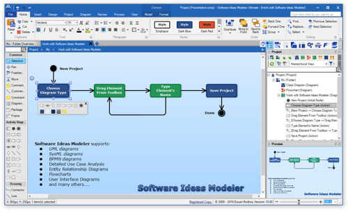 Software Ideas Modeler Download, Software Ideas Modeler License File