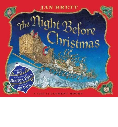 Classic picture books for kids- Night Before Christmas