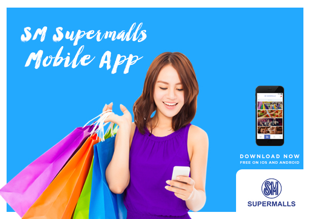 SM Supermalls App Review