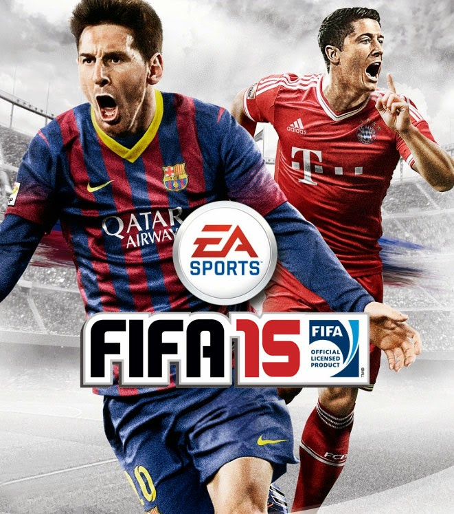 Fifa 15 Game Cover