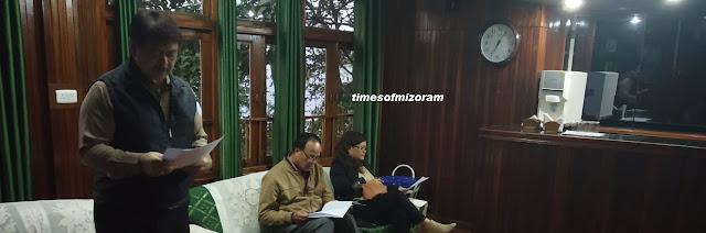 Mizoram Winter Festival 2018