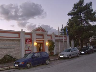 Ηγουμενίτσα: Ανοιχτή η κλιματιζόμενη αίθουσα του ΠΑΝΘΕΟΝ για τις ημέρες του καύσωνα