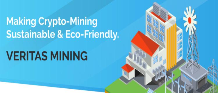 ICO Veritas Mining - Platform Mining Ramah Lingkungan Dengan Dividen Payout