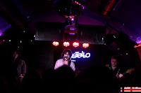 Elías Serra en Costello Club