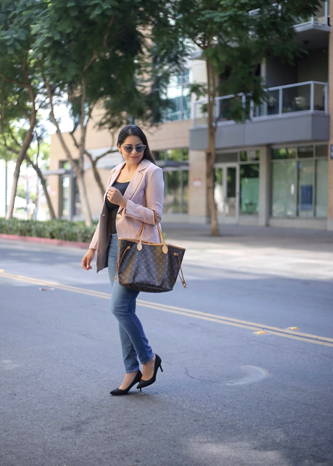 casual Friday at work, so cal style blogger, San Diego style bloggers