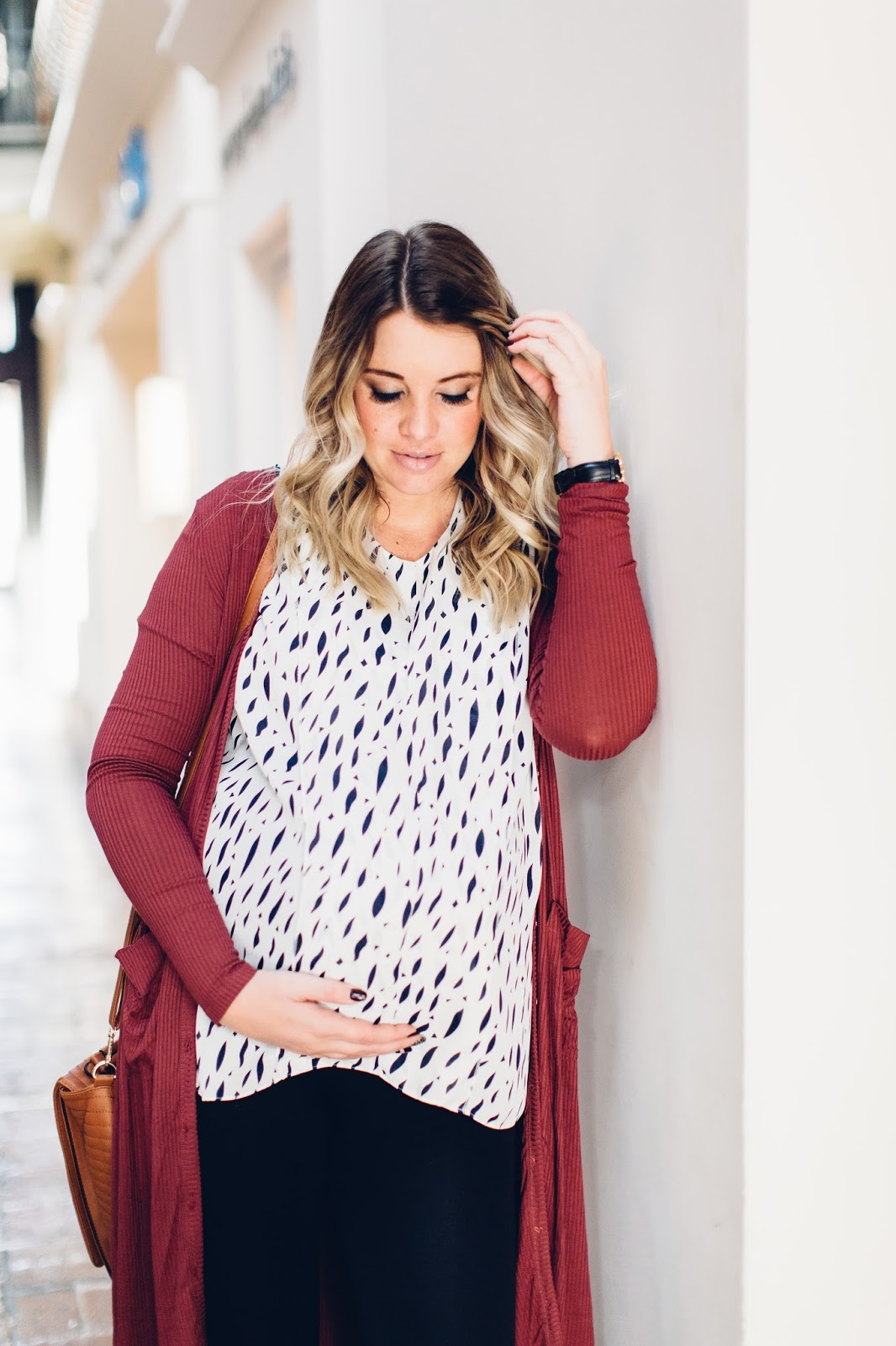 Loyal Hana, Nursing Shirt, Nursing Top, Modest Fashion Blogger