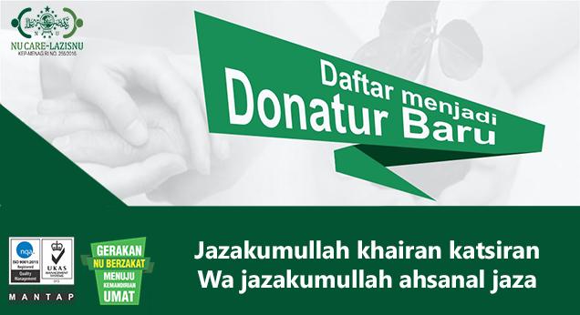 Daftar Donatur