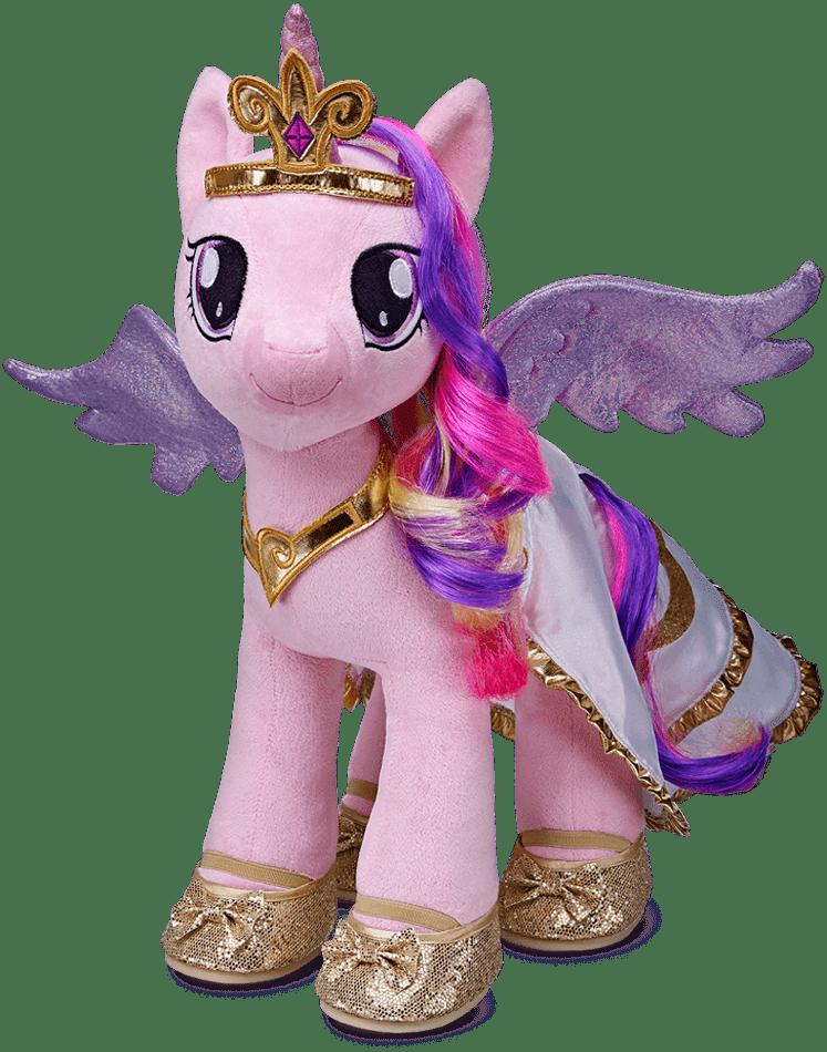 Build A Bear My Little Pony Rarity Release Date