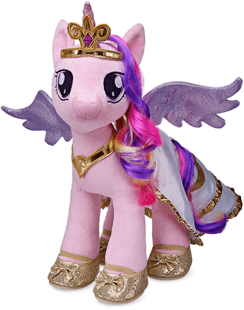 Build a Bear Pony Cadance Merchandise mlp