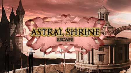 365Escape - Astral Shrine Escape