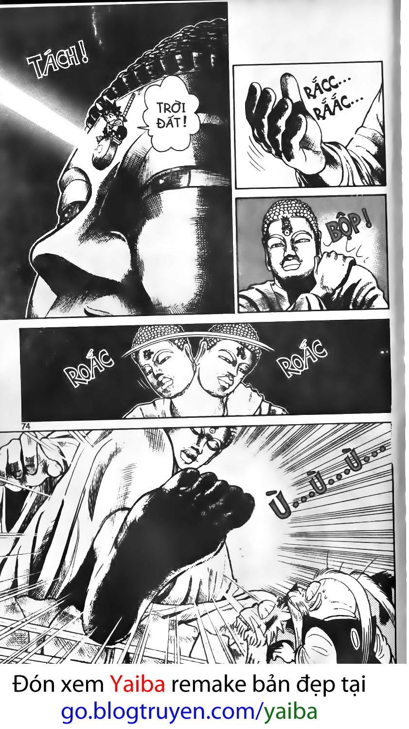 Yaiba chap 83 trang 17