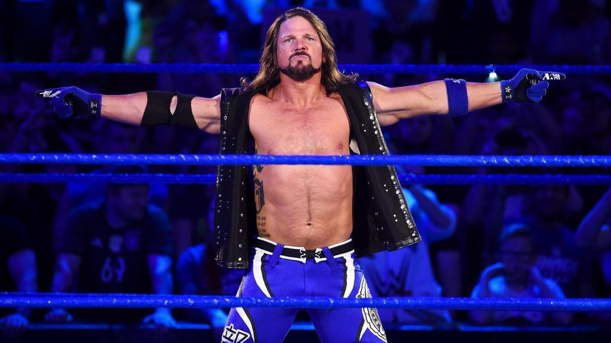 AJ Styles desmente rumores de que esteja infeliz na WWE